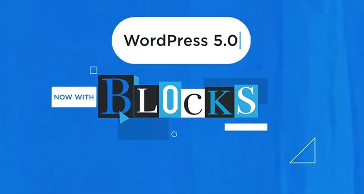 Wordpress 5.0. Novedades