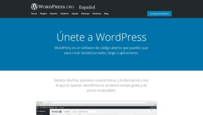 Qué es WordPress.org. Descarga del software
