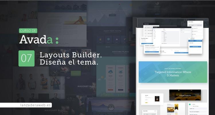 Layouts Builder de Avada